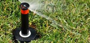 sprinkler repair in Fairfield County